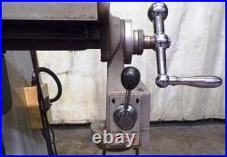 Birmingham Knee Mill, Milling Machine, Vertical Milling, Bps-1642,9 X 42 Table