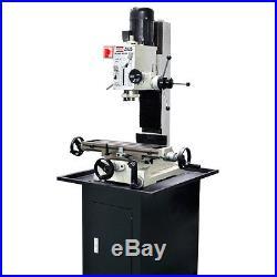 Bolton Tools 20 1/2 x 6 1/2 Gear Head Metal Working Milling Machine ZX25