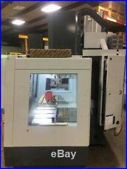 Brand New Haas Vf Cnc Machining Center With Next Generation Control 1 2 3 4 5 6