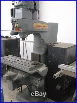 Bridgeport CNC Mill