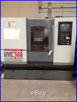 Bridgeport Cnc Machining Center