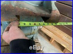 Bridgeport E Shaper Head Shaping Attachment Adcock-Shipley Dovetail Ram Unique