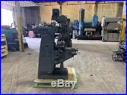 Bridgeport J-head Milling Machine 9 X 36