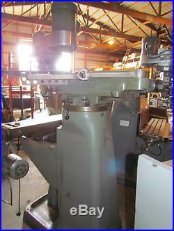 Bridgeport Milling Machine (120 293)