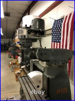 Bridgeport Milling Machine 42 Table