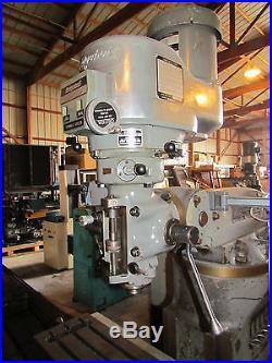 Bridgeport Milling Machine (43498)