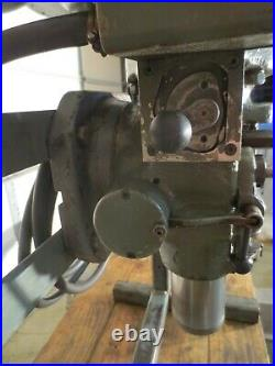 Bridgeport Milling Machine (Head Only)