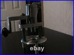 Bridgeport Milling Machine J Head Power Feed Drawbar Step Pulley Head