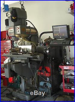 Bridgeport Milling Machine Series I CNC, Mach3, Upgraded Electronics excellent