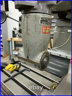 Bridgeport R8 Right Angle Milling Attachment For Milling Machines