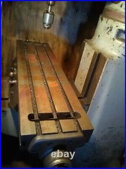 Bridgeport Serial # 9998 Variable Speed (Dated -BH9998) Milling Machine