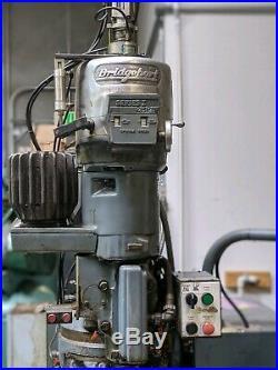 Bridgeport Series 1 CNC Knee Mill With TOOL PACKAGE