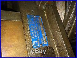 Bridgeport Series 1 milling machine