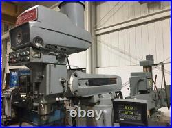Bridgeport Series II 4 HP Vertical Milling Machine AssetExchangeInc