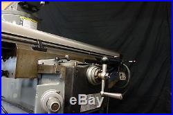 Bridgeport Series II Special Vertical Knee Milling Machine