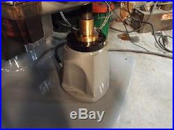 Bridgeport Series II Special Vertical Knee Milling Machine New Vise & 3 Axis DRO