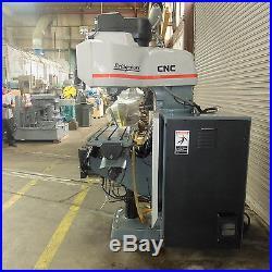 Bridgeport Series I CNC Vertical Mill, Model R2E4, Excellent