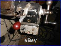 Bridgeport Series I Variable speed milling machine with DRO and power feed 1985