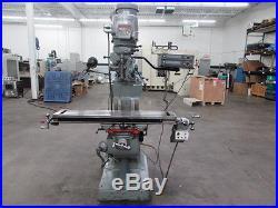 Bridgeport Series I Vertical Toolroom Mill