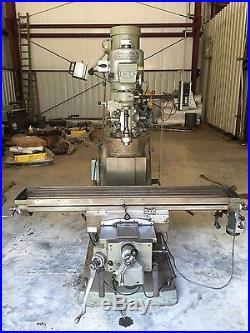 Bridgeport Series Two Special Milling Machine