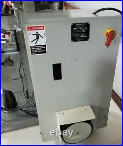 Bridgeport V2XT 3 Axis CNC Mill