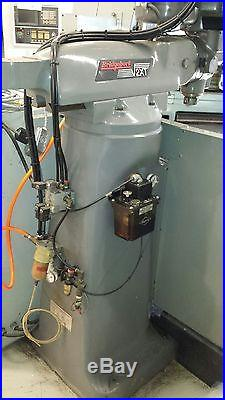 Bridgeport V2XT CNC Vertical Knee Milling Machine