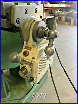 Bridgeport, Vertical Mill, 1 Hp, 240vac, 1-phase Or 3-phase, Variable Speed