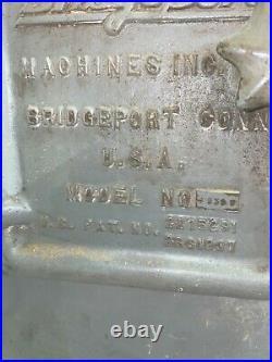 Bridgeport Vertical Mill, Series 1 #49399