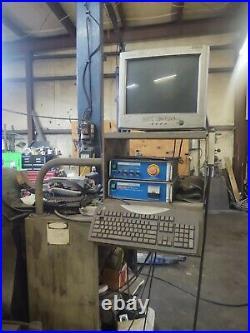 Bridgeport Vertical Milling Machine