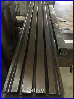 Bridgeport Vertical Milling Machine 4 HP Series II 2 Axis DRO