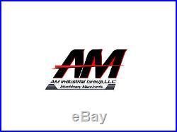 Bridgeport Vertical Milling Machine 9 x 42 2-HP Series 2 Used AM14227