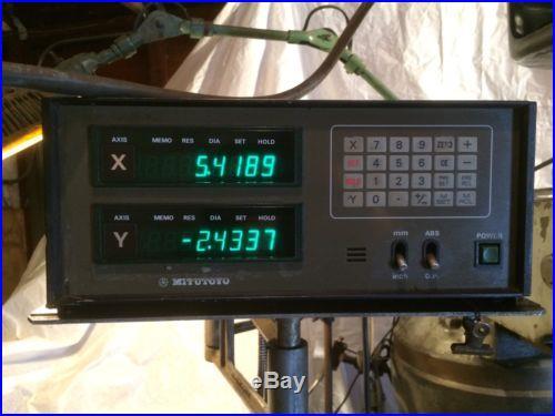 bridgeport milling machine serial numbers