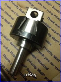 Bridgeport milling machine boring head, machinist tool