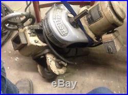 Bridgeport milling machine head T1416