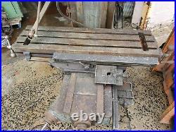 Bridgeport milling machine m head