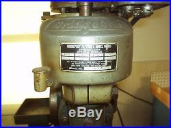Bridgeport vertical milling machine. Older model with tooling, model c505