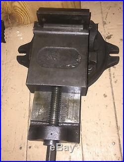Brown & Sharpe 5 Multi Axis Compound Milling Vice