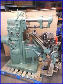 Brown & Sharpe Light No 2 Universal Milling Machine WithLoads Tooling. Rare Find