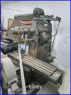 Brown and Sharpe Horizontal Milling Machine