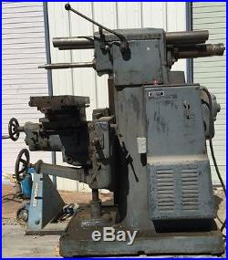 Browne & Sharpe No. 0 Omniversal Horizontal Milling Machine