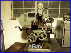 Burke Horizontal Mill B-100-4