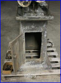Burke Horizontal Vertical Milling Machine 3-3/4 x 16 Table 1 Phase Model Maker