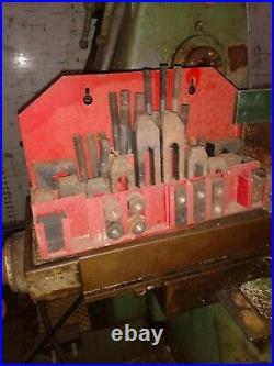 Burke PMD 333 Milling Machine Wood Working Reuland 108X825 Wood Shop