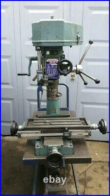 Buyer Collects Only Cash On Collection Used mill drill machine