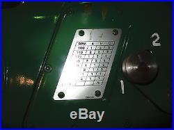 CINCINNATI 12 X 56-1/2 UNIVERISAL MILLING MACHINE