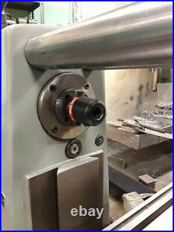 CLAUSING MODEL 8540 HORIZONTAL MILLING MACHINE FANTASTIC CONDITION with 3 Arbors