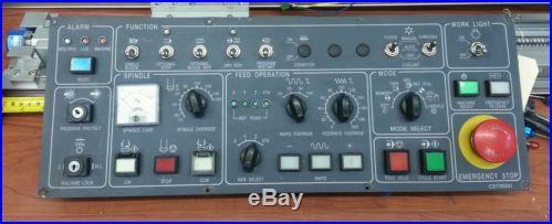 Mach3 Control Panel Control Panel Mach3 E-stop