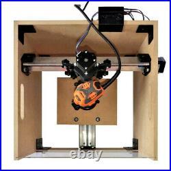 CNC Machine Desktop CNC Mill, super elegant machine, fully enclosed work area