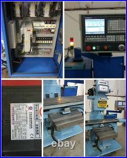 CNC hurco Three Axis CNC mill