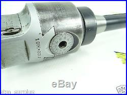 CRITERION TABH-250 2-1/2 TENTH SET OFFSET BORING HEAD With R8 SHANK MICRO ADJUST